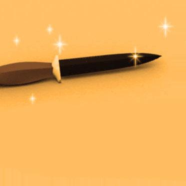 Signe astrologique du poignard